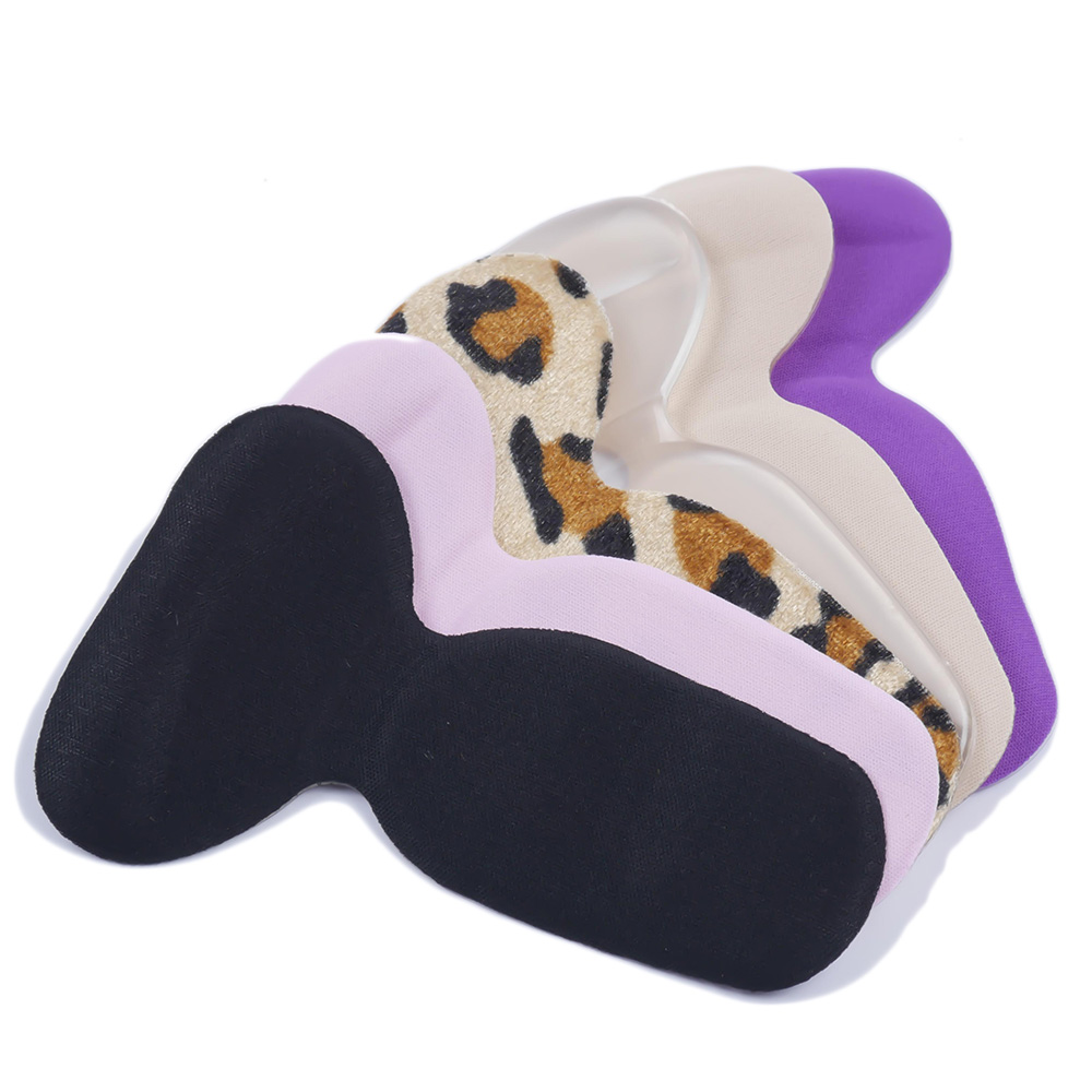 1 Pair T-shape Insoles High Heel Shoes Pad Super Soft Insole Non Slip Sponge Cushion Foot Heel Protector