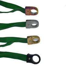 Рогатка карманная для пальцев, мини-Рогатка из нержавеющей стали и смолы для охоты и стрельбы, катапульта, инструменты для самообороны