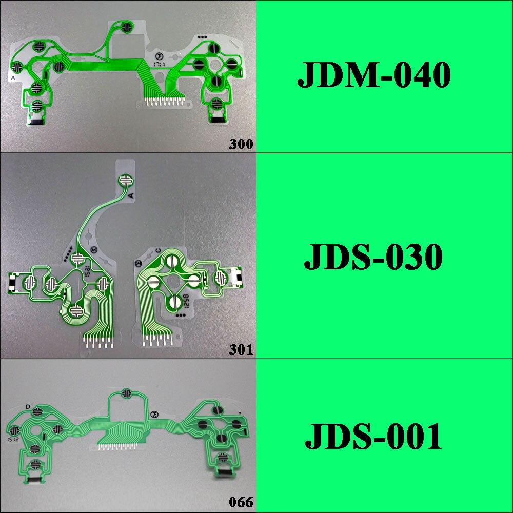 1x JDM JDS-030 040 001 Film conducteur flex nappe de manette pad For DualShock 4 PS4 PlayStation 4 New Version