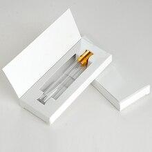 5 шт./лот 10 мл портативный многоразовый флакон духов с упаковочной бумажной коробкой