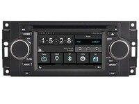 Car Gps Dvd HeadUnit Radio for Dodge Ram 2006 2008 Caliber Charger Durango 04 07 Navigation Phone Phonemirror 3G Wifi OBD DVR