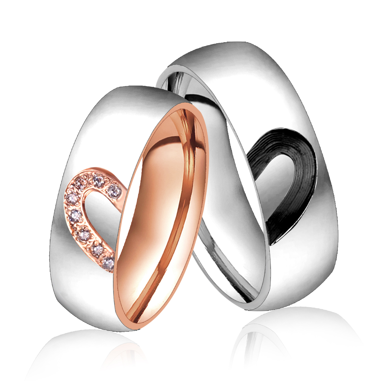 Medium Of Fake Wedding Rings