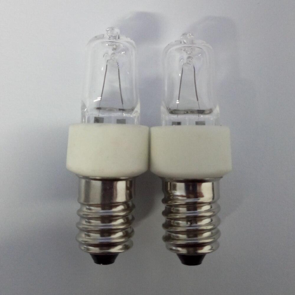 Lâmpadas de halogênio