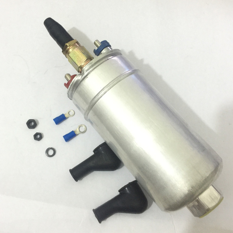 Free shipping E85 high pressure 330lph high performance fuel pump external use replace for original 0580254044