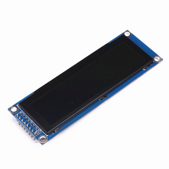 New 3.12 256x64 Pixel OLED LED Display Screen Module Parallel SPI SSD1322 for Arduino STM32 51 parallel