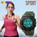 Skmei led digital mulheres homens relógio relógios desportivos de fitness rastreador ajuste saudável pedômetro relógios de pulso relogio masculino feminino