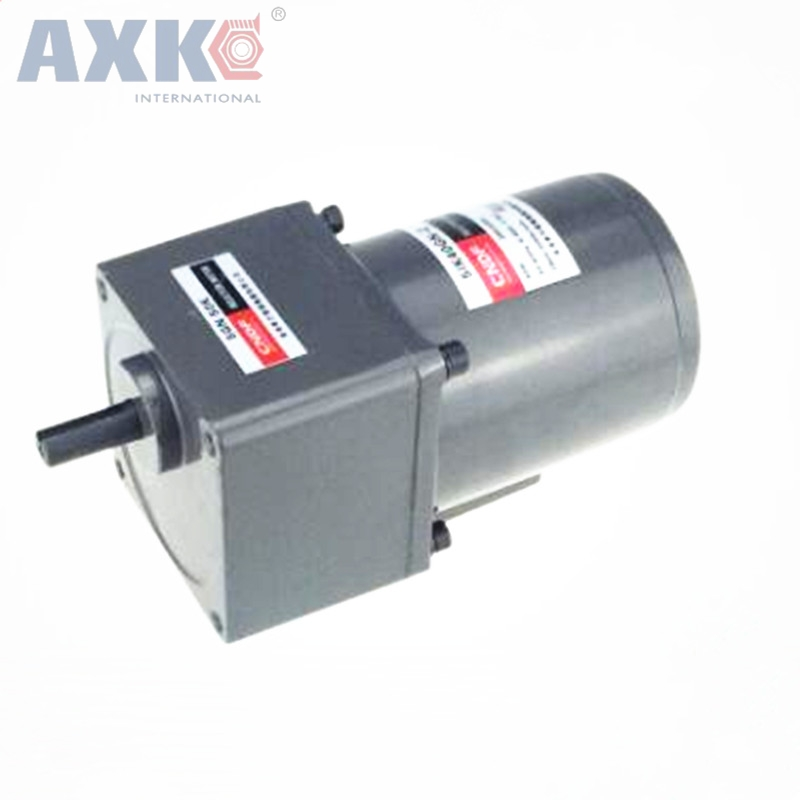 цены AXK Induction Motor 5IK40GN 40W Constant speed 220VAC Gear Motor complete set with capacitance output speed 8RPM 10RPM ~500RPM