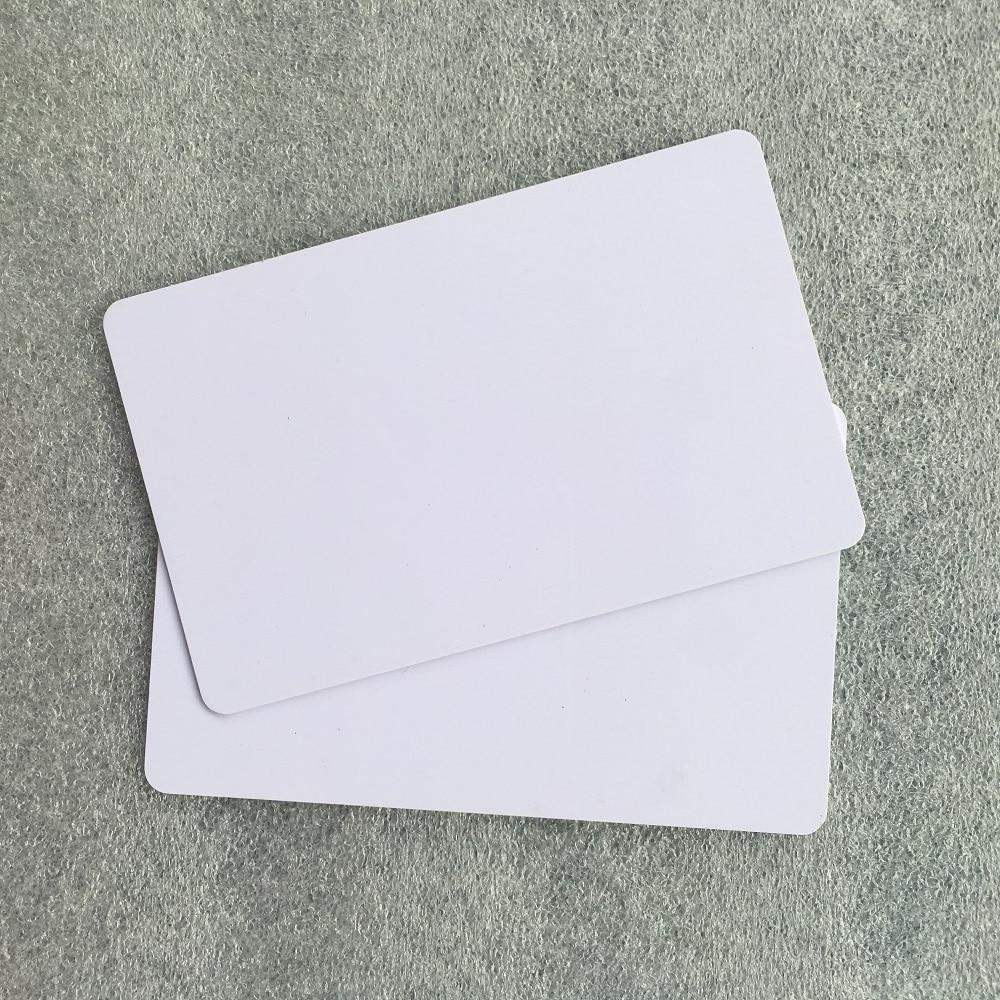 10pcs EM4305 ISO 11784/11785 125Khz 512bits Read-write PVC Blank Contactless Rfid ID Card