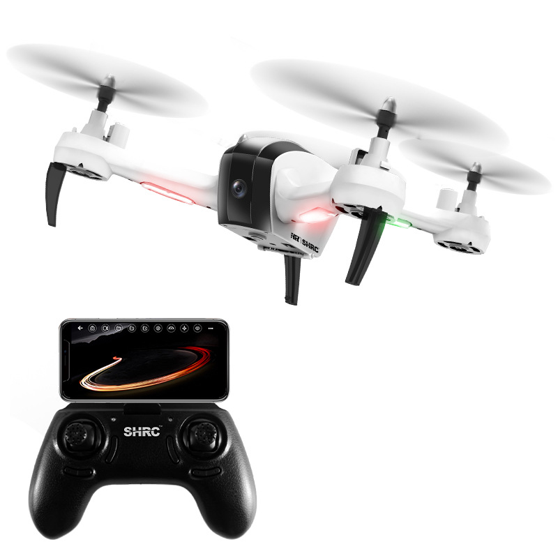 Image 5 - HR aerial photography drone SH7 remote control aircraft intelligent follow gesture photo video four axis aircraft-in RC Airplanes from Toys & Hobbies