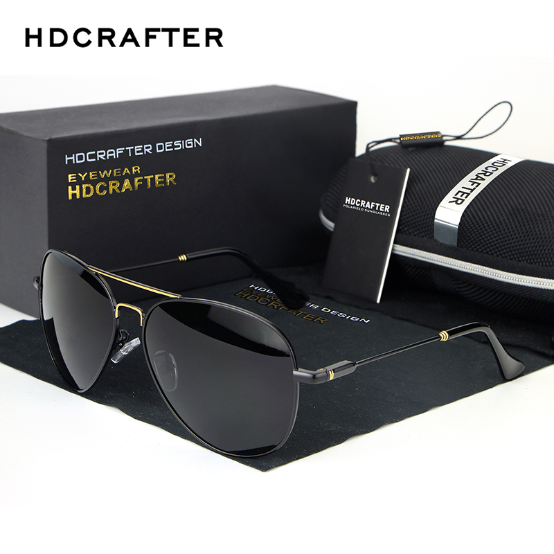 HDCRAFTER Classic Driving Sunglasses s