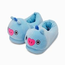BTS BT21 Plush Indoor Shoes