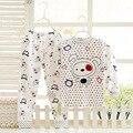 Пижамы Дети Пижамы Мальчиков детские Пижамы 5 видов цветов хлопок Милый мультфильм бесплатная доставка девушки пижамы 50 #