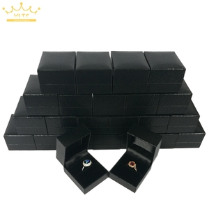 Jewelry Box 24pcs/lot Black Le