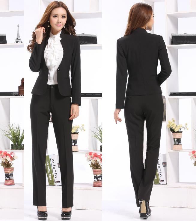 Popular Formal Women Suit-Buy Cheap Formal Women Suit lots from ...