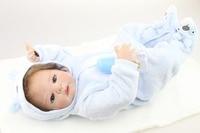 Новый Виктория куклы реалистичные реальный touch пеньюары с мягкой коренится мохер полный виниловые куклы для детей или друзей