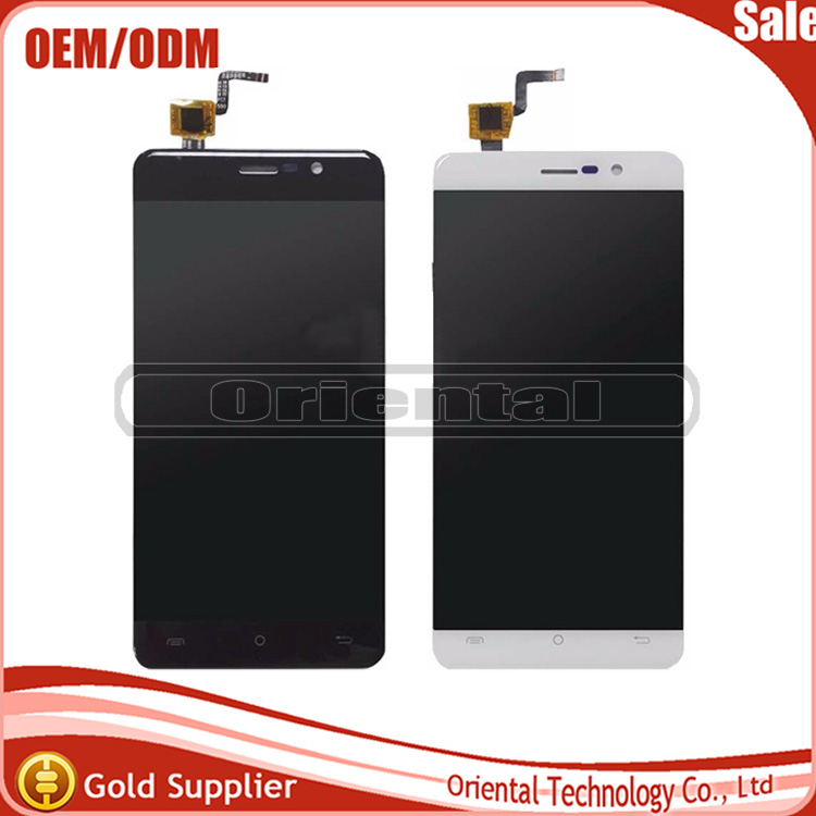CUBOT P12 Z100 LCD Screen Display with Touch Screen Digitizer Sensor Full Assembly 5.0 1280*720 Smartphone Replacement