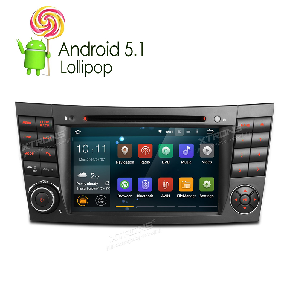 10 1 Quad Core HD Android 5 1 Lollipop 2Din Car DVD Stereo Radio GPS Player