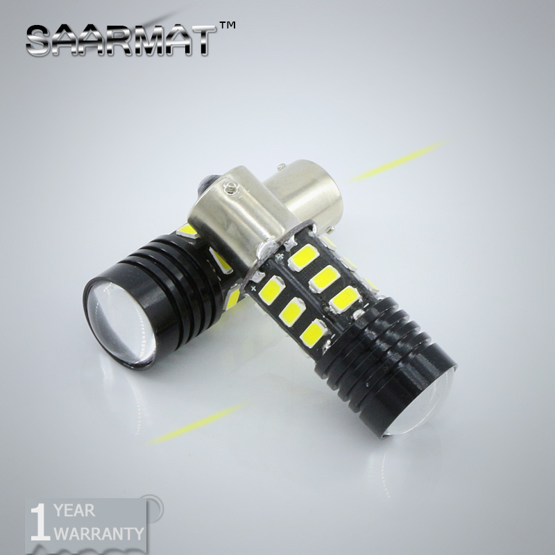 2x 1156 P21W  White Canbus Error Free For CREE Chips +SAMSUNG Chip LED Bulb Backup Reverse Light  For Toyota yaris 2008-2013 ruiandsion 2x75w 900lm 15smd xbd chips red error free 1156 ba15s p21w led backup revers light canbus 12 24vdc