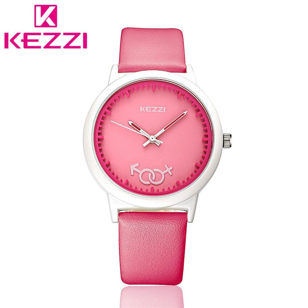 все цены на  KEZZI K-1515 Brand Fashion Women Wristwatch Ladies Luxury Brand Quartz Watch Relogio Feminino Gift KZ131  онлайн