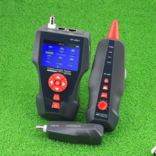 Hot Sale NF-8601 Multi-functional Network Cable Tester LCD C