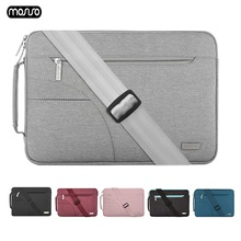 MOSISO Laptop Bag Case 11 12 13.3 14 15.6 Inch Waterproof Notebook Bag For Macbook Air Pro 13 15 Laptop Sleeve Women Men Handbag