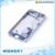 Peças de reposição para iphone 5 caixa de metal de liga + cabo flex + botões assembléia 1 peça frete grátis