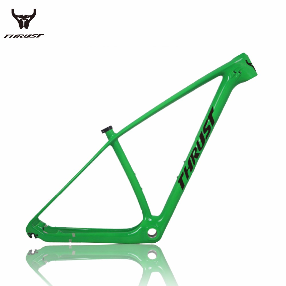 super light 29er 27 5er fat tire mountain bike new carbon frame through axle mtb frame 2017 carbon mountain Super light only 29er 1040g bike frame 29er 27.5er carbon mtb frames 650b Racing bicycle frameset