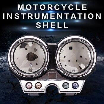 цена на instrument housing speedometer cover gauges platel meter odometer tachometer shell For Honda CB400 1992 1993 1994 CB400 92-94