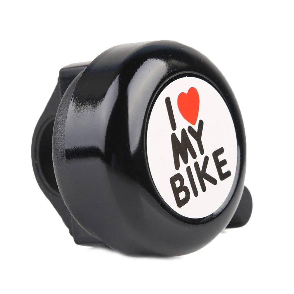 Campana de bicicleta Bell de la bicicleta de aleaci/ón de aluminio campanas de alarma Bici de seguridad del manillar del anillo de la bici del camino ordinario anillo de Bell Monta/ña Campana de equitac