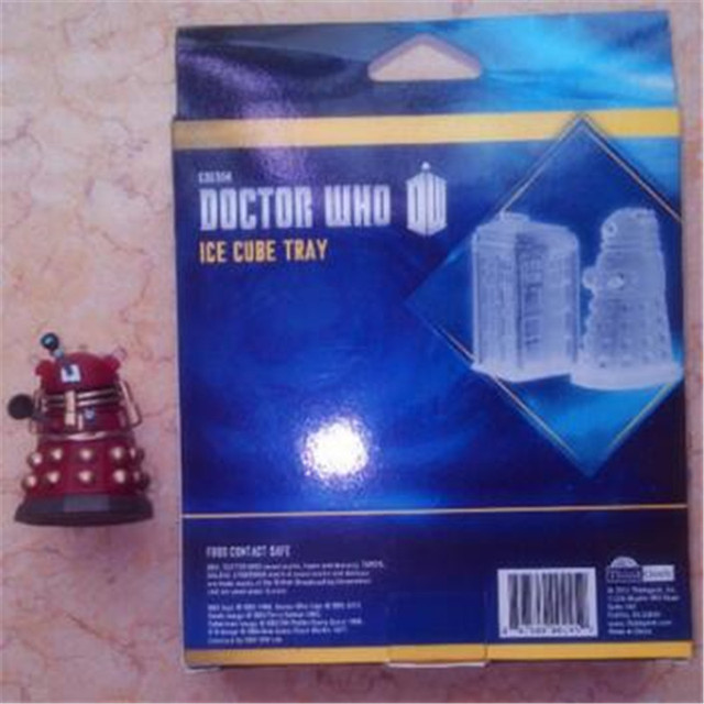 Форма для льда Тардис из сериала Доктор Кто  1