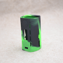 2pcs Tesla WYE 200W Mod shield Silicone Case Skin or Rubber silicone Cover Sleeve Wrap Gel Fits Teslacigs Wye 200 W box mod