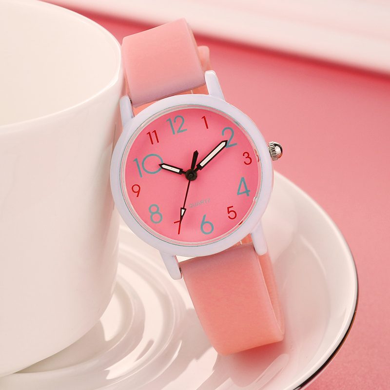 XIAOYA Children Watch Fashion Casual Watches Quartz Wristwatches Waterproof Jelly Kids Clock Boys Hours Girl Students Wristwatch fashion casual children watches analog quartz watch waterproof jelly kids clock boys girls hours students wristwatch