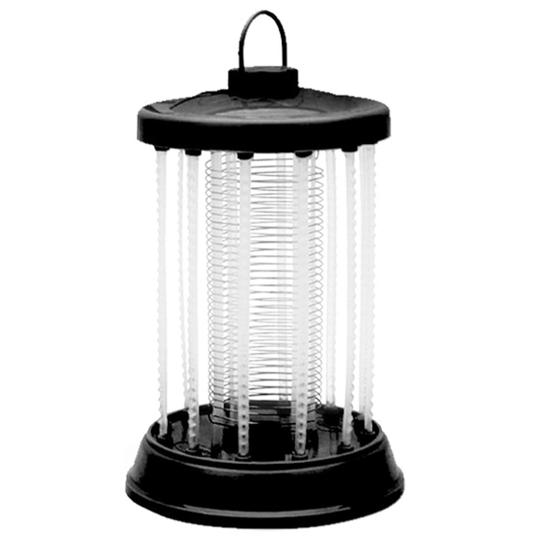 Household Restaurant Electronic Shock Mosquito Killer Lamp LED Light Mute Anti-radiation Outdoor Garden Insect Killer