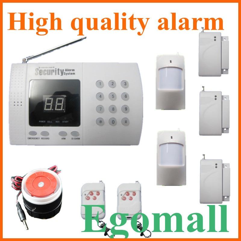 cheap good quality easy installation wireless home security burglar rh aliexpress com yale burglar alarm manual wickes burglar alarm manual