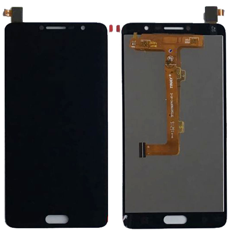 LCD Display Glass Touch Screen Digitizer Assembly For Alcatel Pop 4S OT5095 5095 5095B 5095I 5095K Black