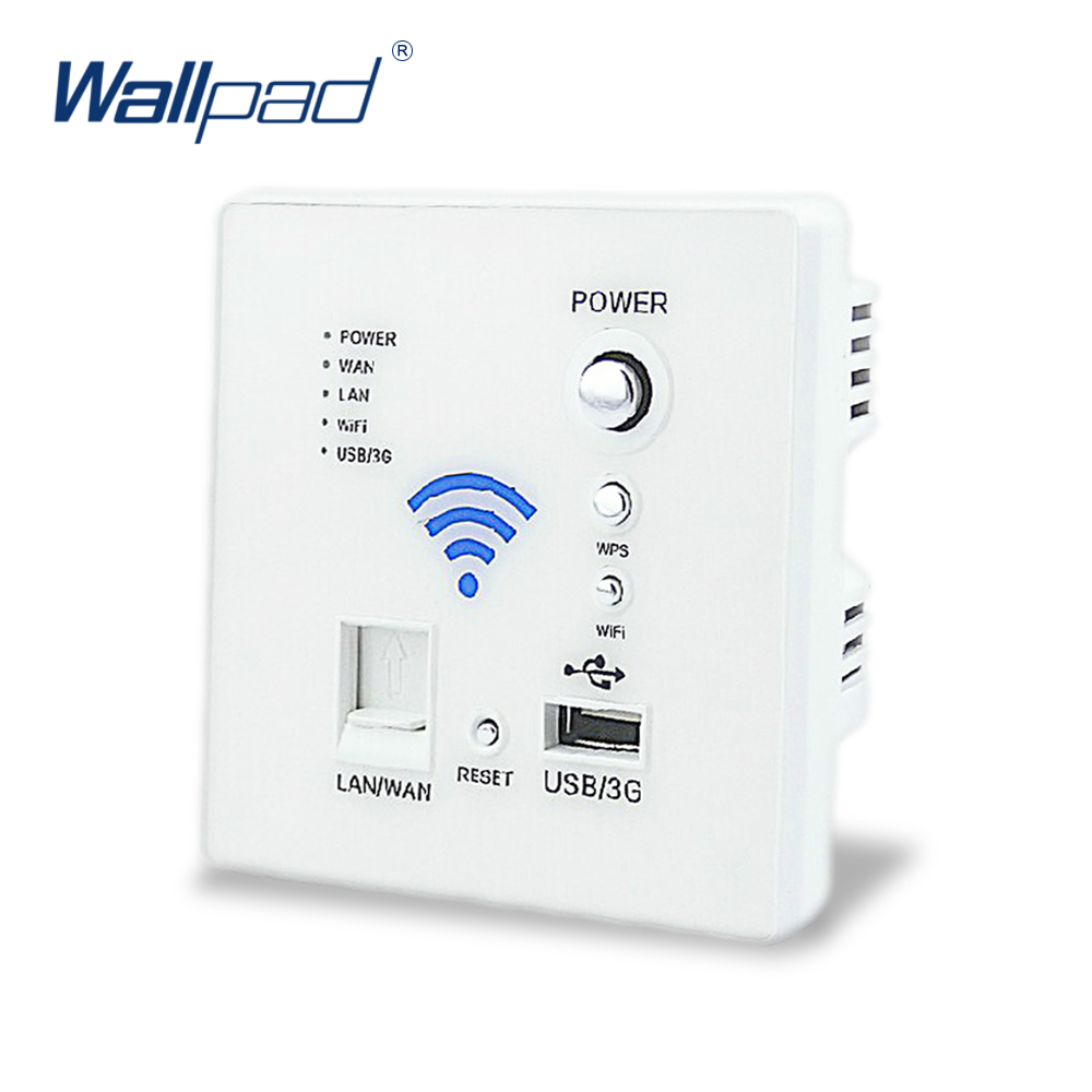 все цены на  Free Shipping USB Outlet Wall Embedded Wireless 150M AP Router Wall Charger WIFI USB Socket Panel 3G WiFi Socket  онлайн