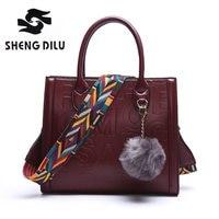 2018 сумка, сумочка, натуральная кожа, соединение коровьей кожи, крокодиловый принт. классическая мода, ретро, высокое качество, роскошные