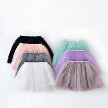 Pettiskirt бальное лет летний юбки прекрасный юбка девушки цвета стиль платье