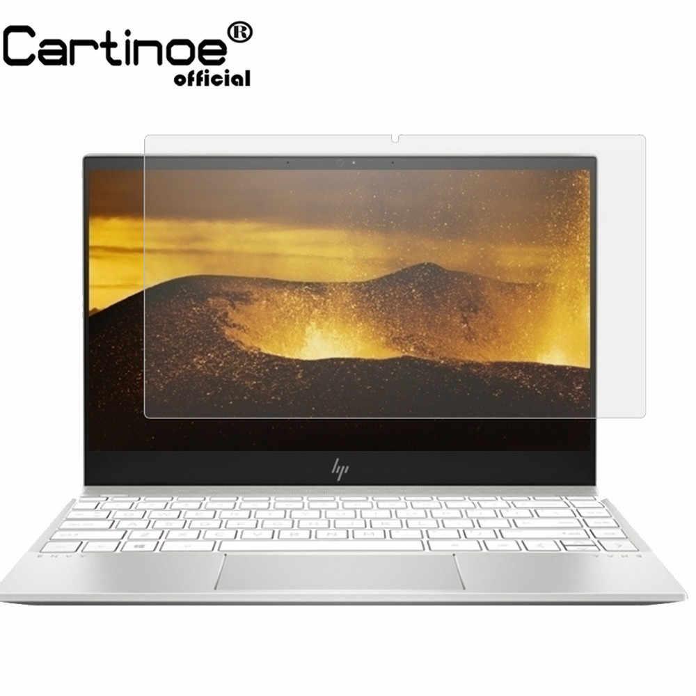 Cartinoe 13.3 インチノートパソコンの画面 Hp 羨望 13 13-ah シリーズ Ah0004tu 、アンチグレアマット液晶画面ガードフィルム (2 個)