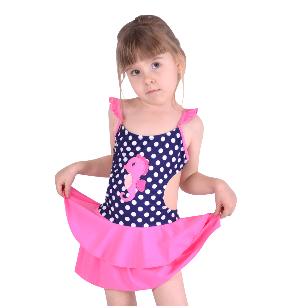 New Swimsuit For Girls one-piece swimsuit children Kids SizeSets Girl's Swimwear Summer Bathing Suit Beach Wear retail girls prince one piece swimsuit for children beach wear bathing suit summer swimming bathing clothes for 3 10 years rt85