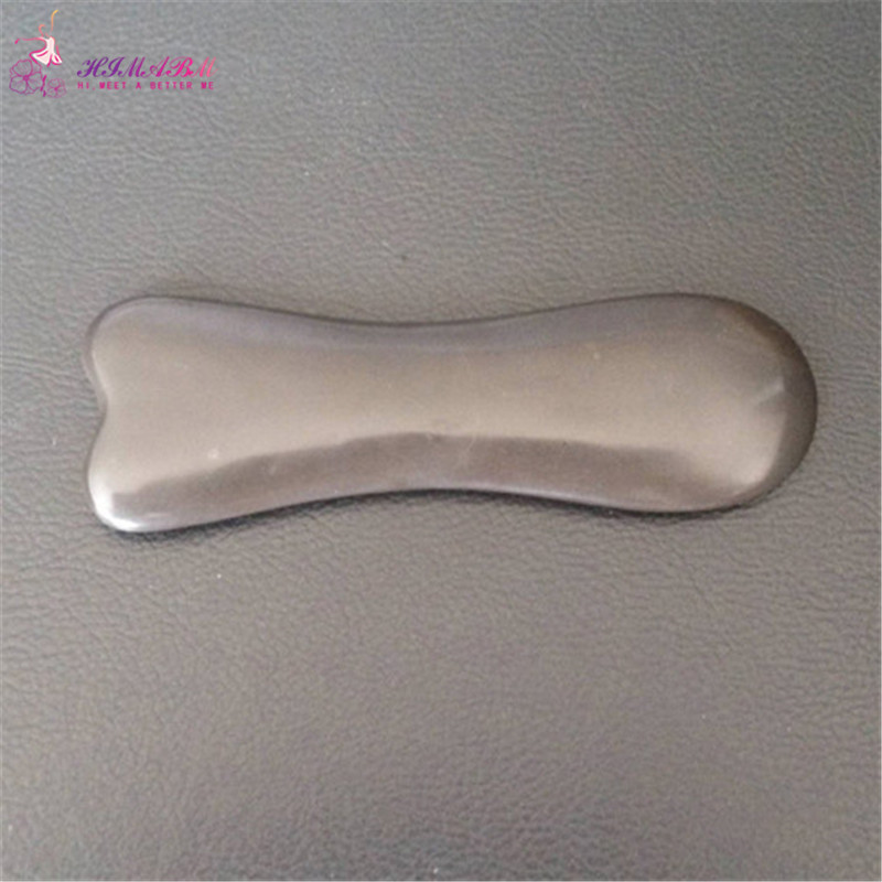 1 Pcs 100% natural bian stone relax guasha board for wrinkle removal whitening face care beauty face equipment tools