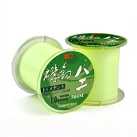 500M Nylon Fishing Main Line Monofilament Thread Carp Pesca Peche The Line Fishing Material From Japan