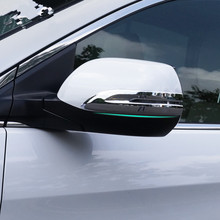 ABS Chrome Rearview Mirror Covers for CRV 2012-2018