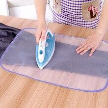 Высокотемпературный гладильный Противоскользящий защищающий от ожогов гладильный теплоизоляционный коврик глажение в домашних условиях применение принадлежность для дома