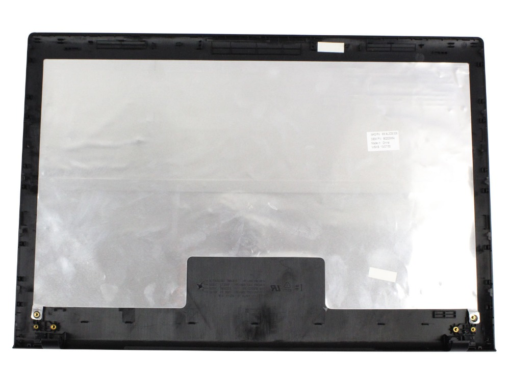 New Original for lenovo S510p 15.6 LCD Rear Lid Screen Back Cover Top Case  touch series new original lenovo ideapad z500 lcd rear cover back top case lid white no touch 90202122 ap0sy000130