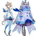 Re ZERO Starting Life in Another World Felix Argyle Ferris Cat Re:Zero Kara Hajimeru Isekai Seikatsu Women's Cosplay Costume Set