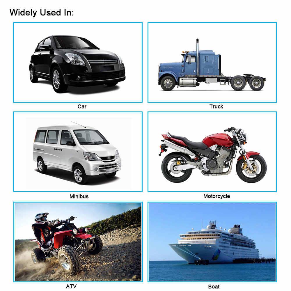 2 USB 5 V/1A 5 V/2.1A مآخذ مع ولاعة السجائر السلطة المقبس ل سيارة شاحنة دراجة نارية قارب ATV سيارة تعديل أجزاء