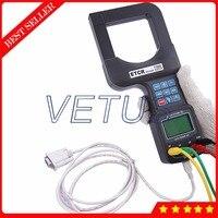 ETCR7300 0.5W 720KW Large Caliber 3 phase power meter analyzer with digital ac ammeter voltmeter