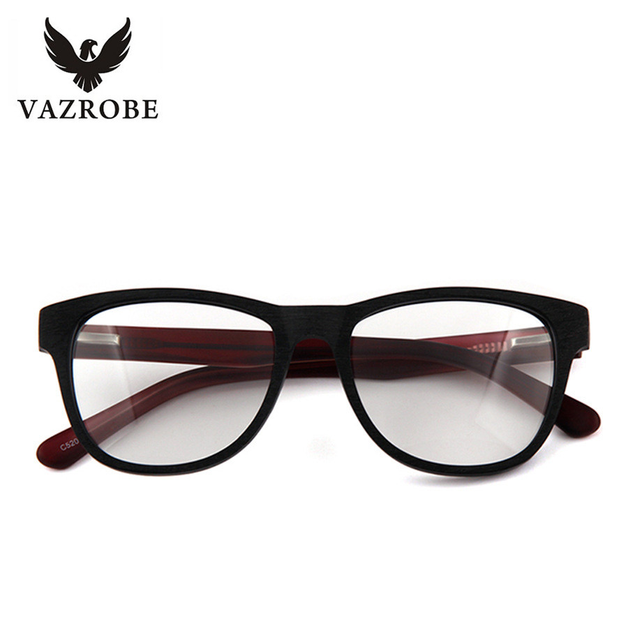 vazrobe best quality plate eyeglasses frame men prescription spectacles eye glasses frames for male myopia custom