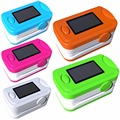 Finger Tip Pulse Oximeter Blood Oxygen Saturation Monitors Five Colors Top Selling